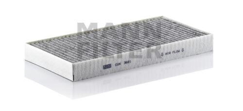 Cabin Air Filter MANN CUK 3621