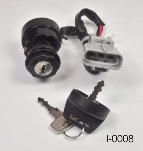 Ignition Key Switch for YAMAHA GRIZZLY 660 YFM660 2002-2008  e1