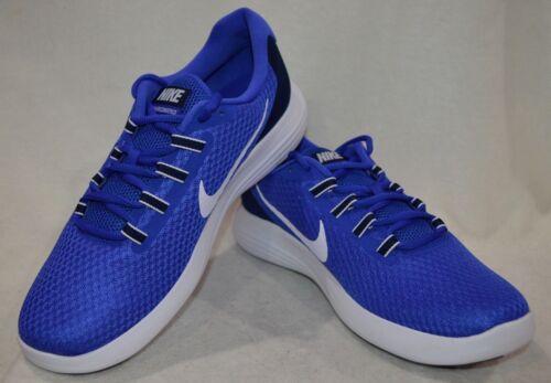 maten Nwb Nike Blauwwitte herenassorti Paramount Lunarconverge hardloopschoenen Yfg76yb