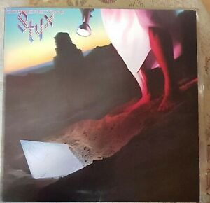Styx-Cornerstone-LP-Vinyl-Schallplatte-Rock-Sammlung-Top-A-amp-M-Records-3932391