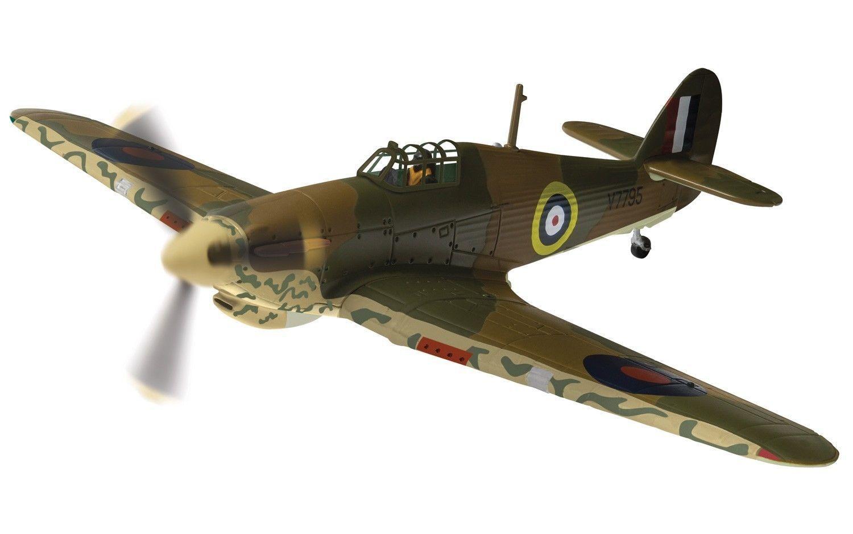 Corgi AA27604 1 72 Hawker Hurricane MkI, V7795, PLT de William  Cereza  vale, R