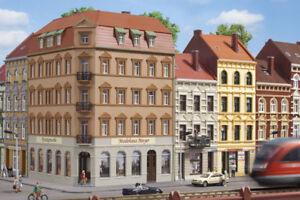 Auhagen 11447 Maison Schmidt Route 10 h0 Nouveau/Neuf dans sa boîte