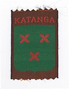 1970s-SCOUTS-OF-BELGIAN-CONGO-BELGIUM-SCOUT-ABROAD-KATANGA-Patch-SCARE