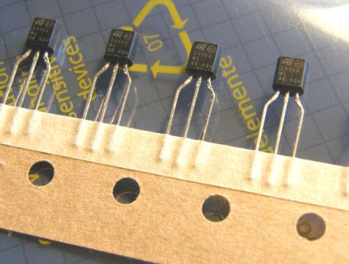 ST Microelectronics 20x Z0109MA sensitive gate triac 600V 1A Igt=10mA