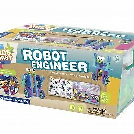 Thames and Kosmos Kids First Robot Engineer