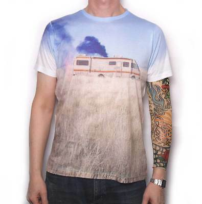 Breaking Bad T Shirt - Trailer 100% Official Full Colour Better Call Saul SALE !