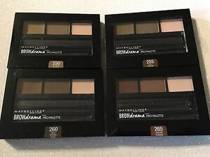 e8bf6755b69 1) Maybelline New York Brow Drama Pro Palette, You Choose | eBay