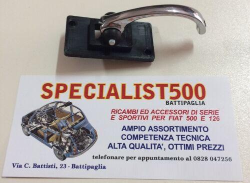QUALITA/' COME ORIGINALE MANIGLIA APRIPORTA INTERNA CON LEVA CROMATA 500 L