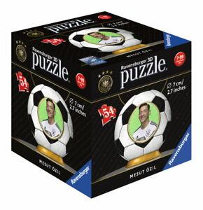 54-Teile-Ravensburger-3D-Puzzle-Ball-WM-2018-Mesut-Ozil-11932