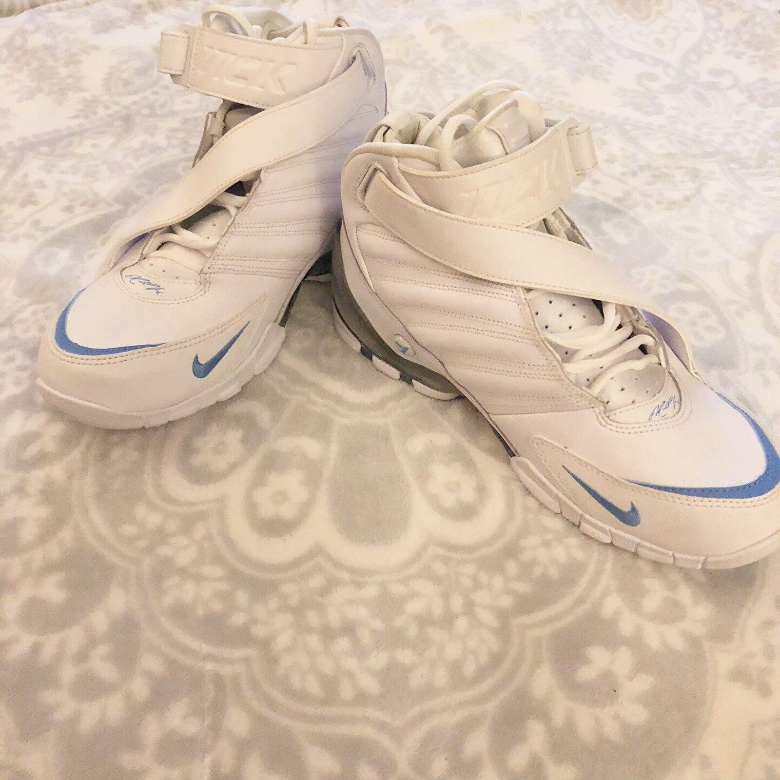 Mens Nike Zoom Air Vick 3 III University bluee NFL Football NEW Sneakers 8.5
