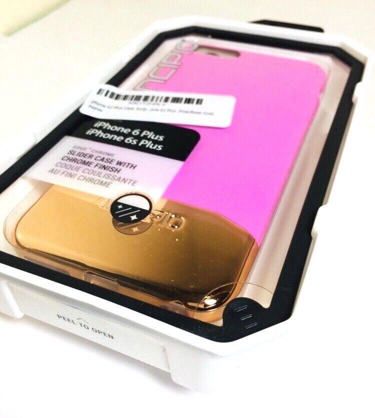 Buy Apple Iphone 6 Plus Iphone 6s Plus Incipio Edge Chrome Case