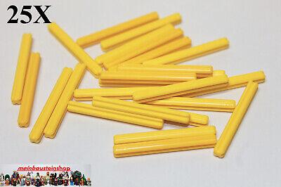 Bright Grey x24 32073 Lego Technic Axle 5L
