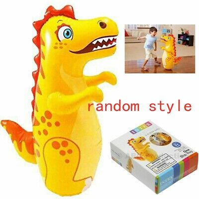 Inflatable Dinosaur Toys Bop Bag//Punching Bag Interactive Toys For Kids Gifts