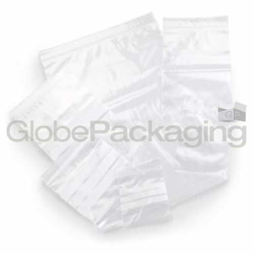 "1000 x Grip Seal Resealable Poly Bags 2.25/"" x 3/"" GL2"