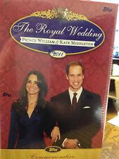Royal Wedding of Prince William and Kate Middleton Commemorative Card Set