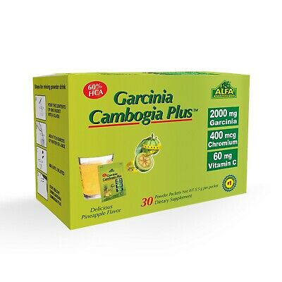Garcinia Cambogia Plus Powder Appetite Suppressant Weight Loss