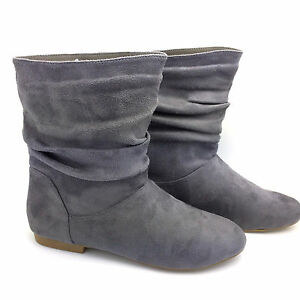 Image result for grey suede pixie boots