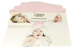 Amical Baby Girl De Luxe Parfumée Tiroir Liners Idéal Bébés Douche Cadeau, 120gsm-afficher Le Titre D'origine Promouvoir La Santé Et GuéRir Les Maladies