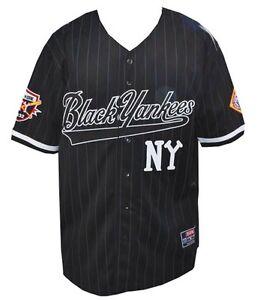 Image is loading NLBM-Mens-New-York-Black-Yankees-Baseball-Jersey 430b92dfcd3