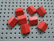LEGO® Basic 30 Stück Dachsteine First Roof Slope 33° rot red 2x2 #3300