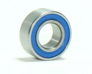 Stainless-Steel-Rubber-Sealed-Bearing-5x10-x3mm-2pcs-Associated-SC10-91156