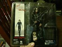Neca The Crow Eric Draven Action Figure..cult Classics Hall Of Fame...new