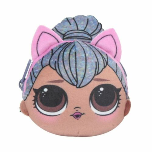 Surprise Dolls L.O.L Squishy Soft Fluky Purse Keyring NEW 2019