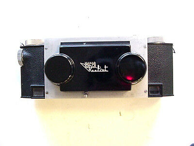 Vintage Realist 3D Stereo  Camera w/Leather case