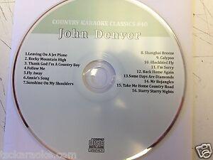 John-Denver-Country-Karaoke-CD-CDG-17-Sg-ANNIES-SONG-Thank-God-I-m-A-Country-Boy