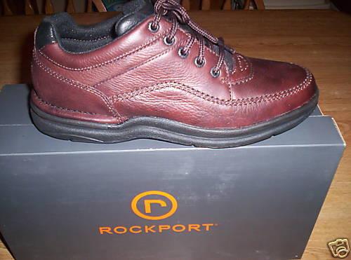 Rockport Para Hombre World Tour caminar Casual Zapato Med & Wd