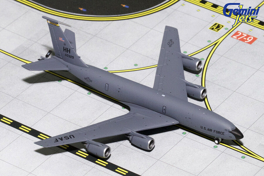 Gemini Jets 1 400 Scale U.S. Air Force Boeing KC-135R KC-135R KC-135R Hawaii ANG GMUSA076 b37663