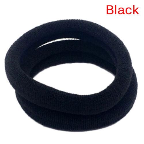 10 PCS Elastic Hair Ties Rubber Band Ropes Ring Scrunchie Women Girl Sweet C ar