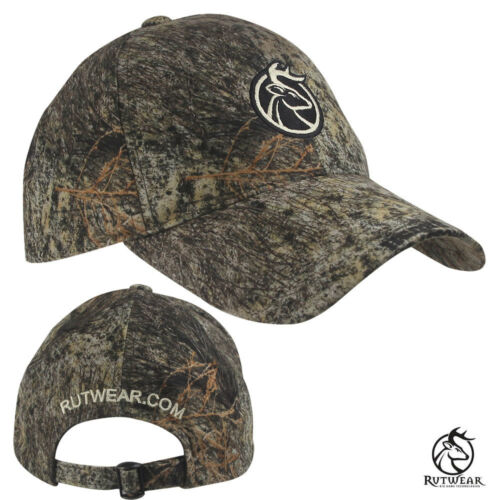 NEW! Drake Rutwear 100/% Waterproof Mossy Oak Brush Camo Hat Cap