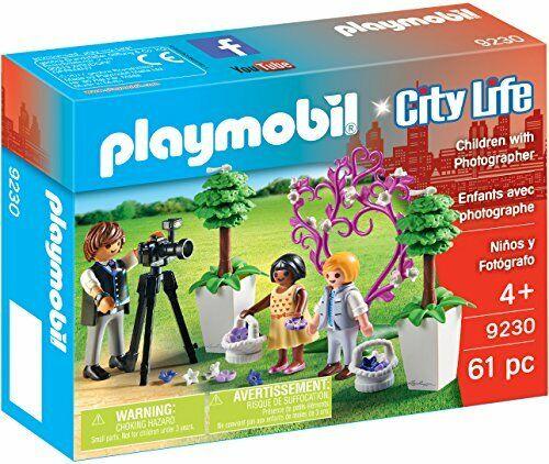 Enfants d/'honneur avec Photographe 9230 Multicolore Playmobil