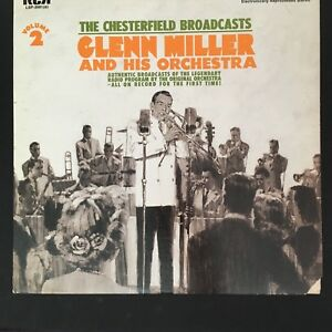 Glenn-Miller-And-His-Orchestra-The-Chesterfield-Broadcast-1968-Vinyl-LP-Record