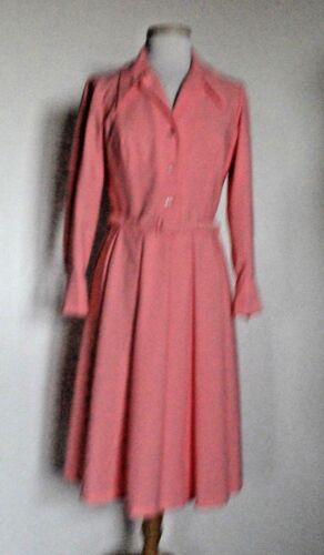 Vintage 50s Marjorie Montgomery California Peach S