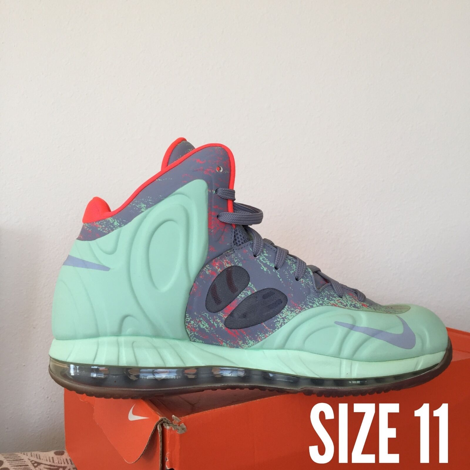 NIKE AIR MAX HYPERPOSITE size11  Cheap and fashionable