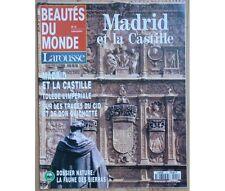 Collectif - Hebdomadaire Beautés du Monde n°12 - Madrid et la Castille - Larouss