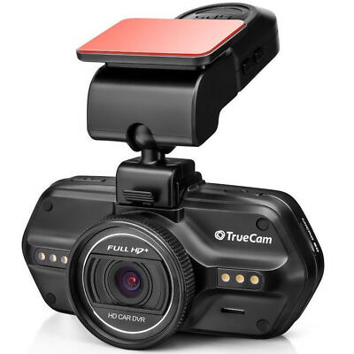 TrueCam A7s 2K Super FULL HD Dashcam 21:9 LCD Autokamera WLAN GPS Blitzerwarner