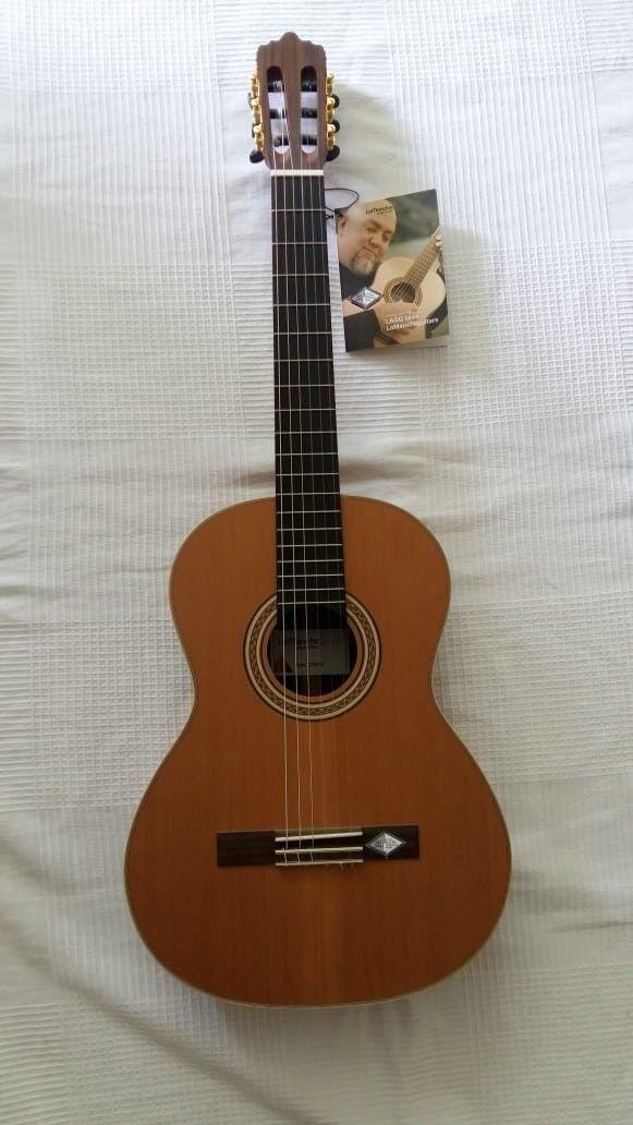 Gitarre Lamancha rubi cm   63