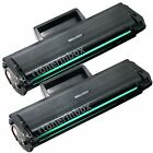 2pk Toner Cartridge MLTD111S MLT-D111S For Samsung 111S Xpress M2070FW M2020W