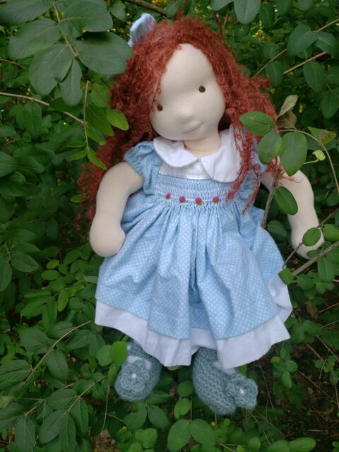 Rag Organic Waldorf Doll
