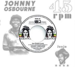 """Johnny Osbourne - Ice Cream Love - New 7"""" Vinyl"""