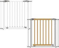 Clippasafe Extendable Swing Shut Gate Baby Child Toddler Stair Gate Safety BNIB
