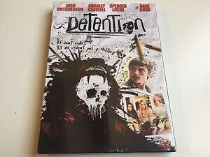 Detention-DVD-NEUF-SOUS-BLISTER-Josh-HUTCHERSON