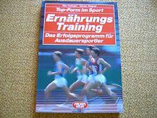 Ernährungstraining Buch von Max Inzinger Günther Wagner