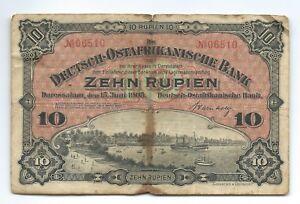10-rupien-1905-German-East-Africa-Pick-2-Afrique-orientale-allemande-Ostafrika