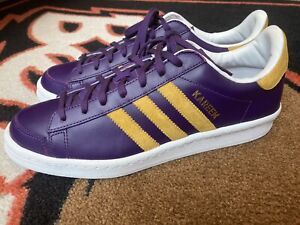 "Details about Adidas Originals Superstar ""Kareem"" Abdul-Jabbar / Size 9 / Samples / Lakers /"