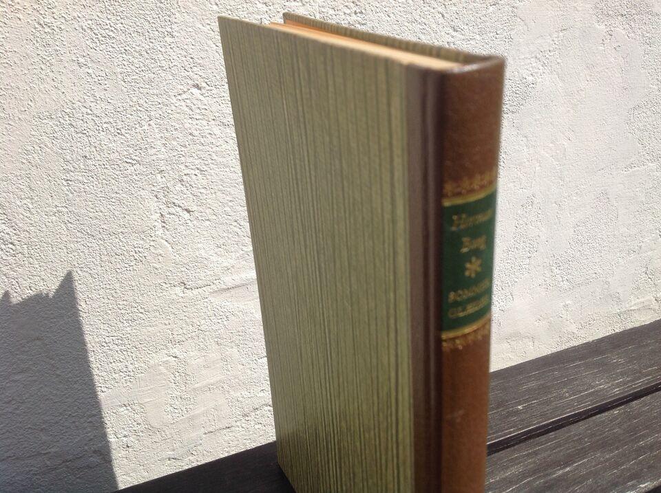 Sommer glæder , Herman Bang, genre: roman