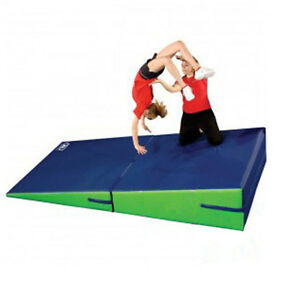 mat gymnastics rakuten tumbling wedge folding costway gym shop mats product fitness incline